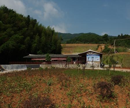废水外循环基地