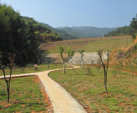 花园式尾矿库