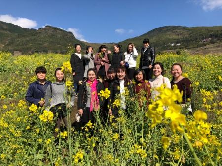 金东公司三八妇女节活动
